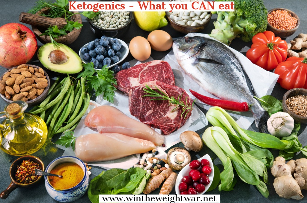 Ketogenic diet food you can eat