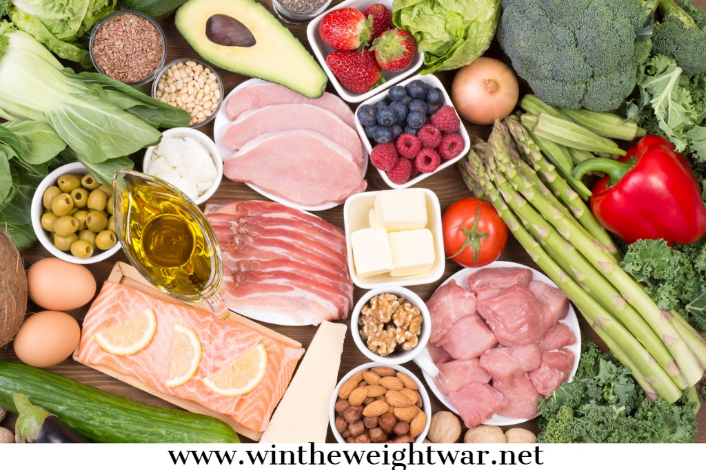 food recommended on low carb keto diet