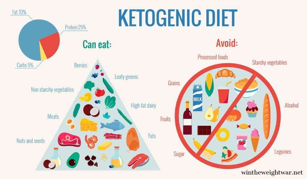 ketogenic diet principles